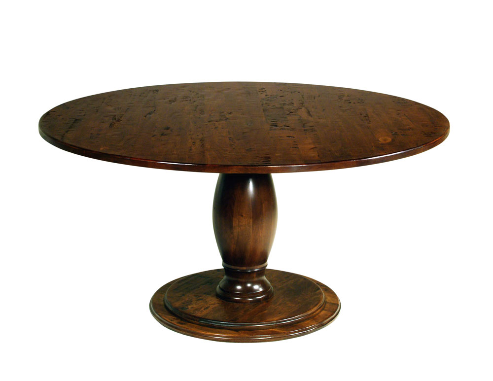 Mackenzie Dow Round Pedestal Table