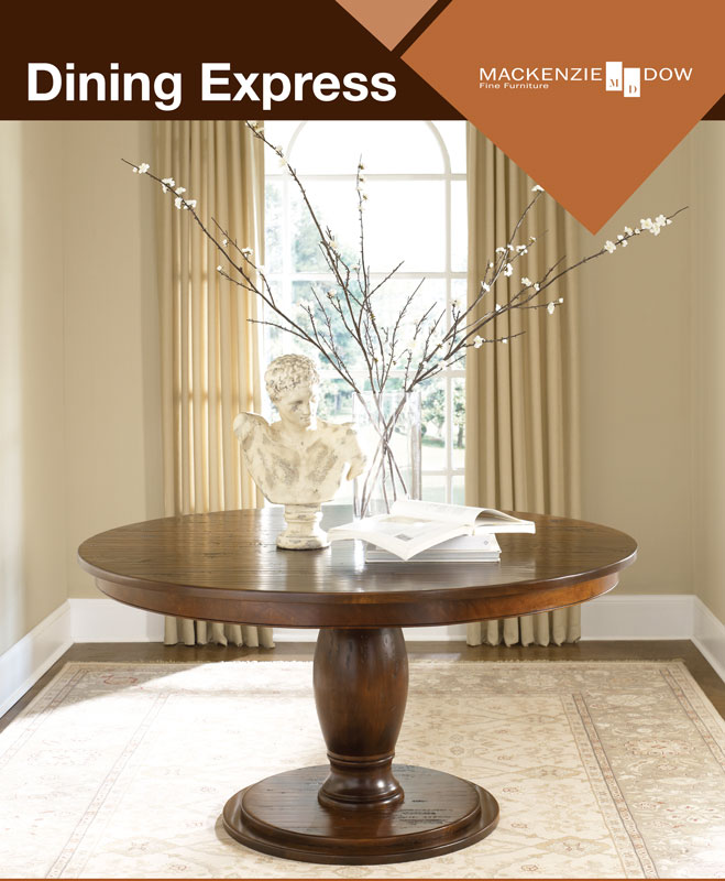 MacKenzie Dow Dining Express Collection
