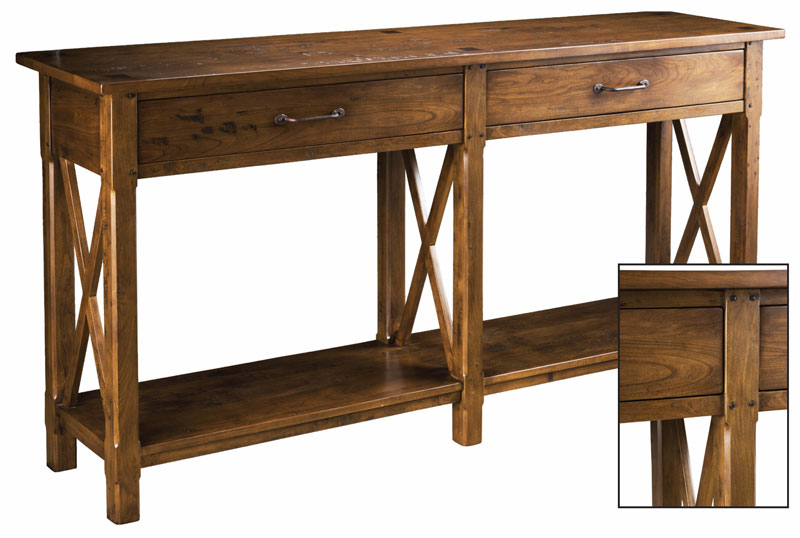 Mackenzie Dow Classic Elements Console Table