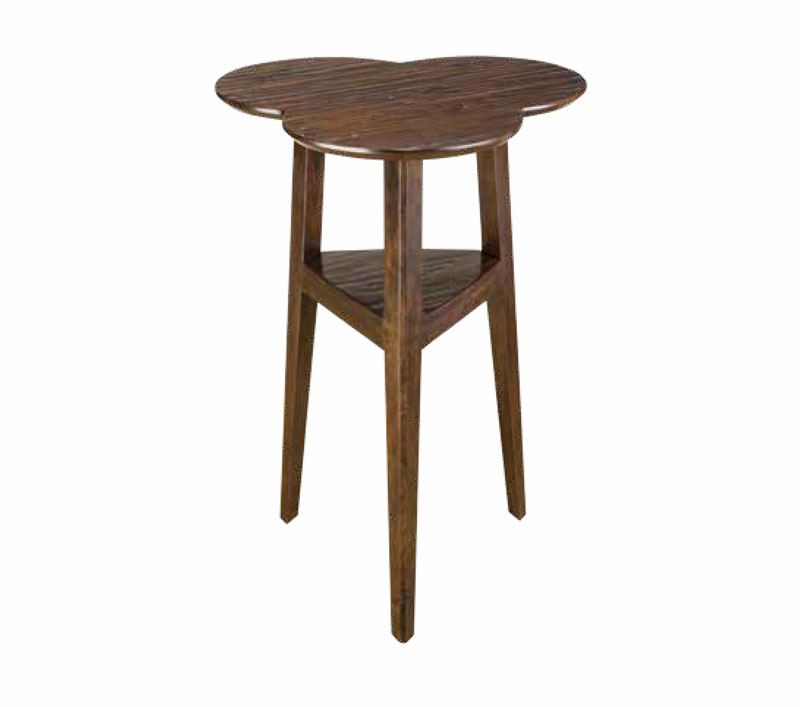Mackenzie Dow Tavern Table with Clover Leaf Top