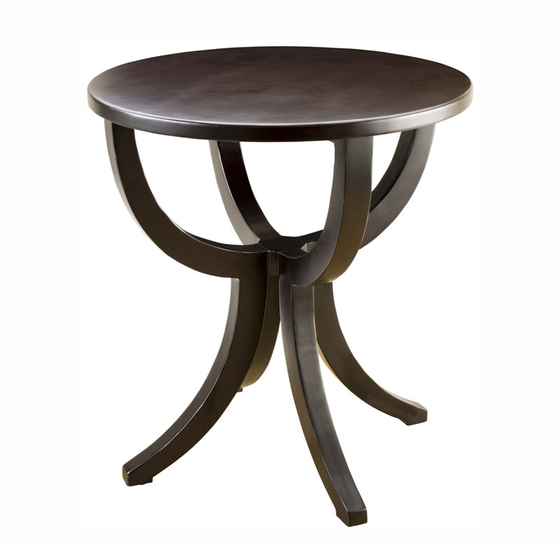 Mackenzie Dow Piccadilly Round Side Table