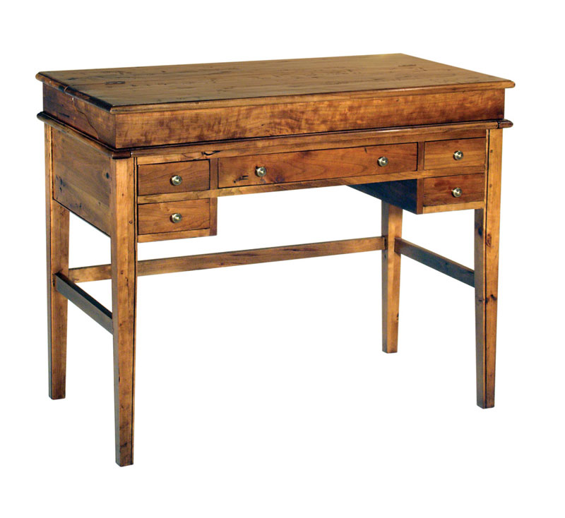 Mackenzie Dow Campaign Desk 1 7010 Shown With Hardware F280 Discontinued