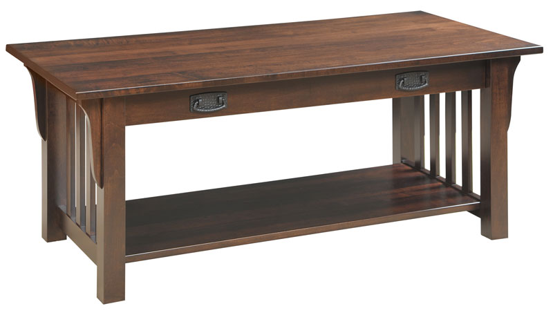 85-86 Coffee Table with Drawer