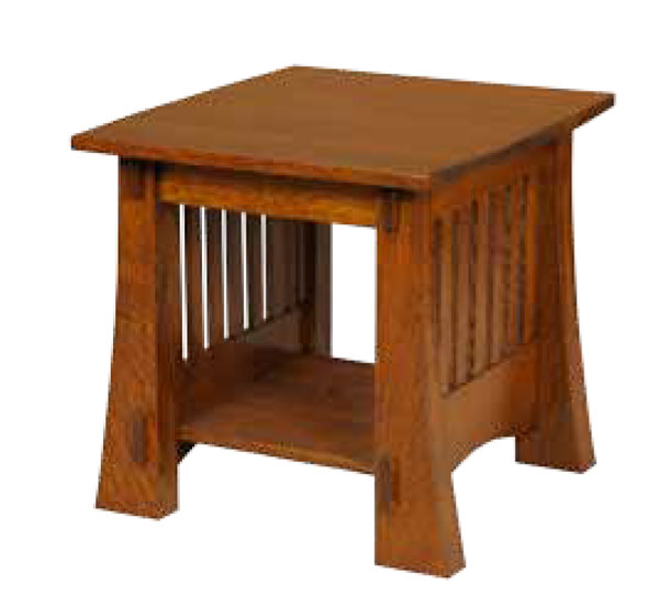 Attrayant Craftsman Mission 88 End Table