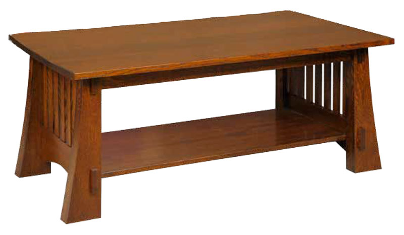 Craftsman Mission 88 Coffee Table