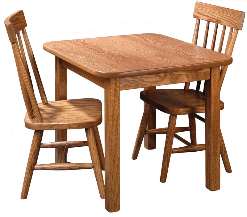 Children's Comback Table and Chairs