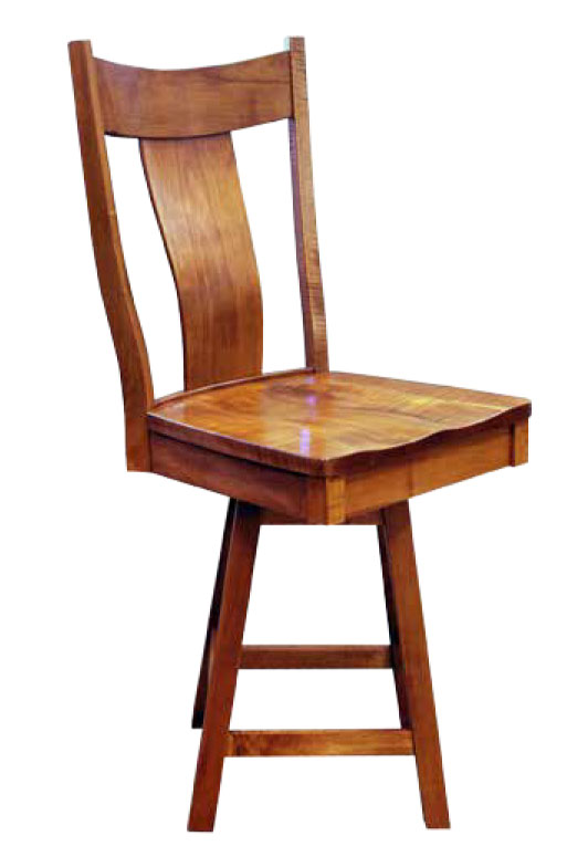 Eagle Swivel Bar Stool
