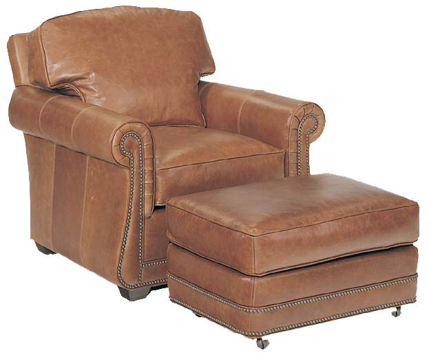 Our House 377 Chair and 377-O Ottoman