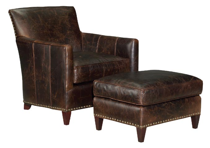 Our House 416 Chair and 416-O Ottoman