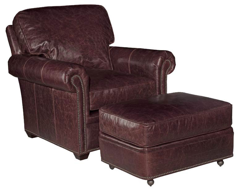 Our House 472 Chair and 472-O Ottoman