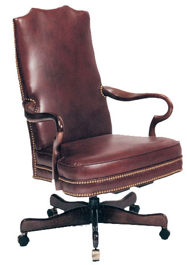Our House GT-104-S Goose Alley Gas Tilt Swivel Chair