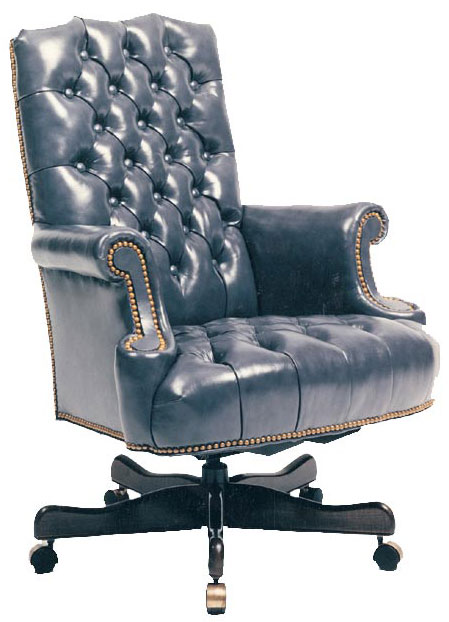 Our House GT-144-S Keating Tufted Gas Tilt Swivel Chair
