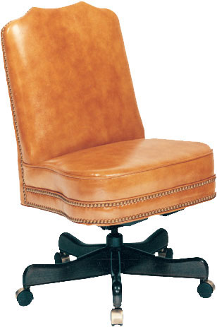Our House GT-174-S Goose Alley Armless Gas Tilt Swivel Chair