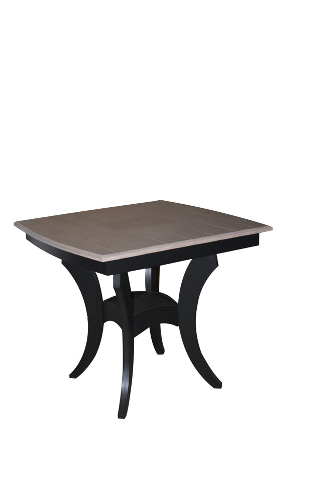 Galvaston Poly Pub Table