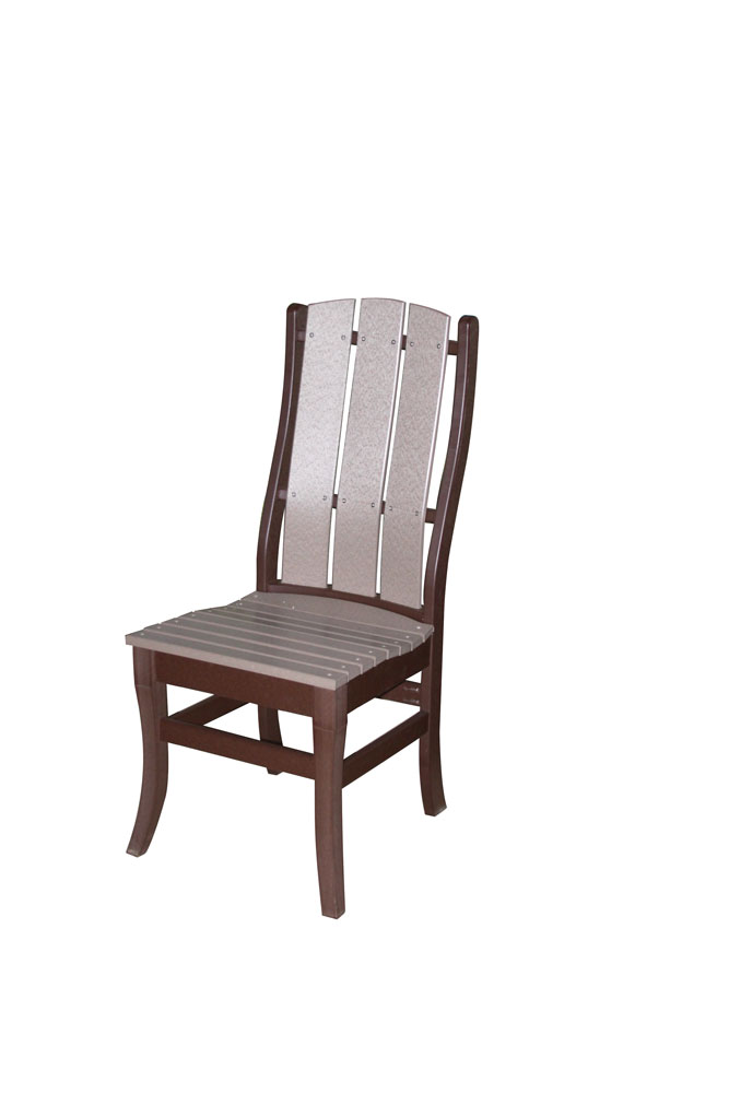 Galvaston Poly Side Dining Chair