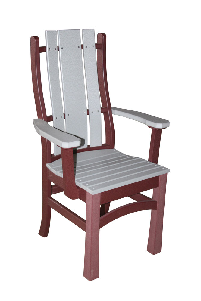 Madison Poly Arm Chair