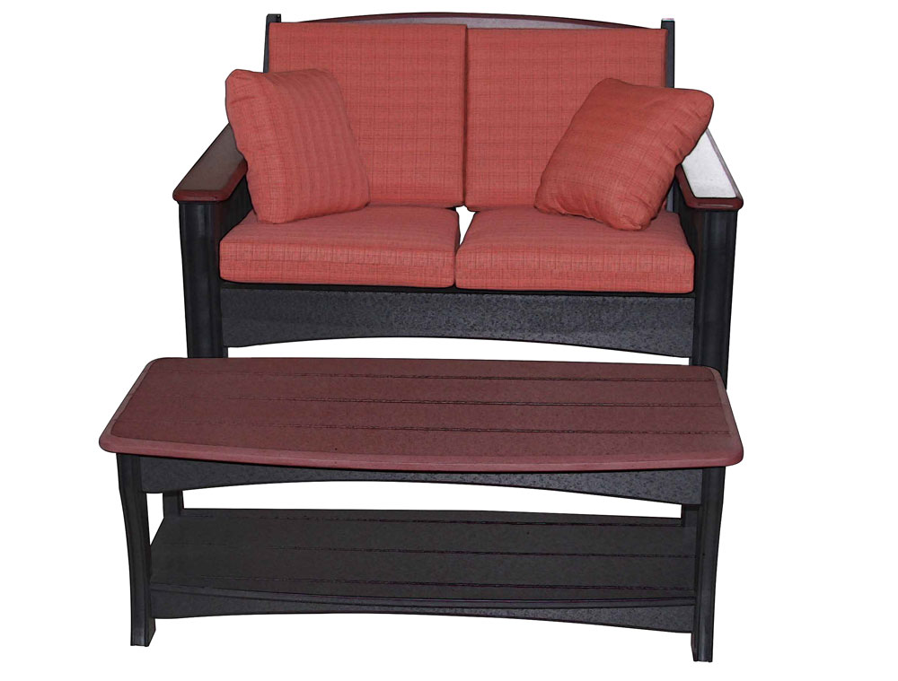 Williamson Loveseat with Cushion