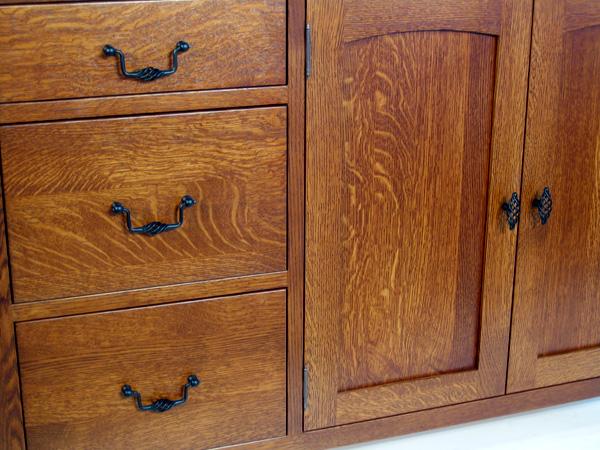 Go Back > Gallery For > Quarter Sawn White Oak Kitchen Cabinets