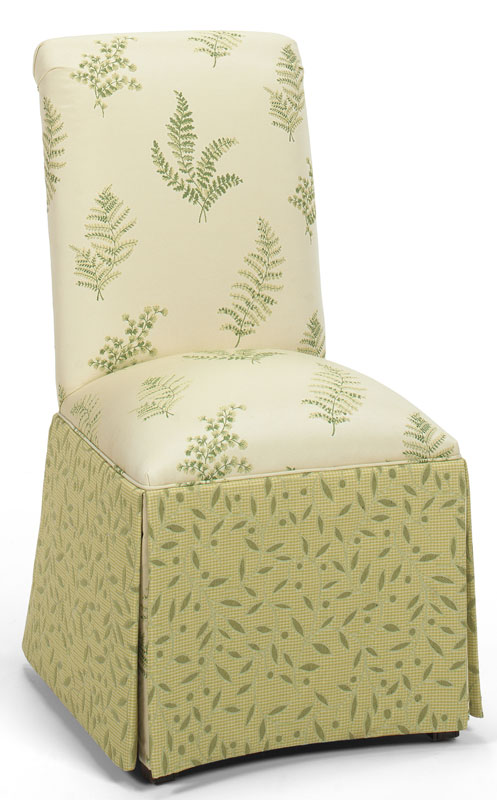 Peggy Armless Chair 1204