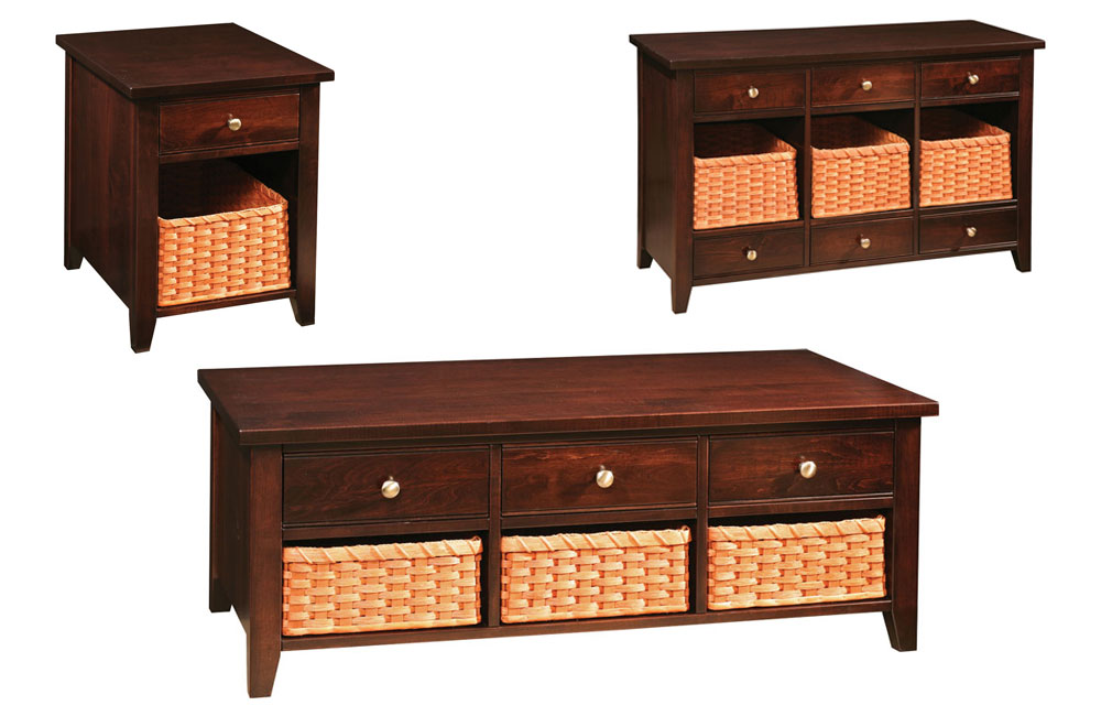 Crawford Accent Table Collection