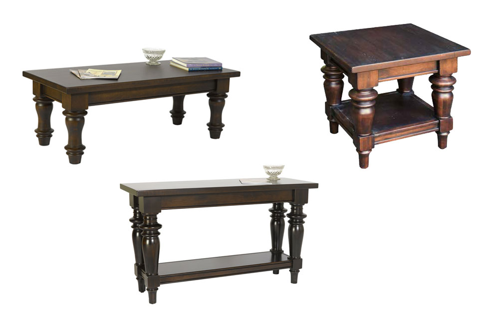 Montego Accent Tables