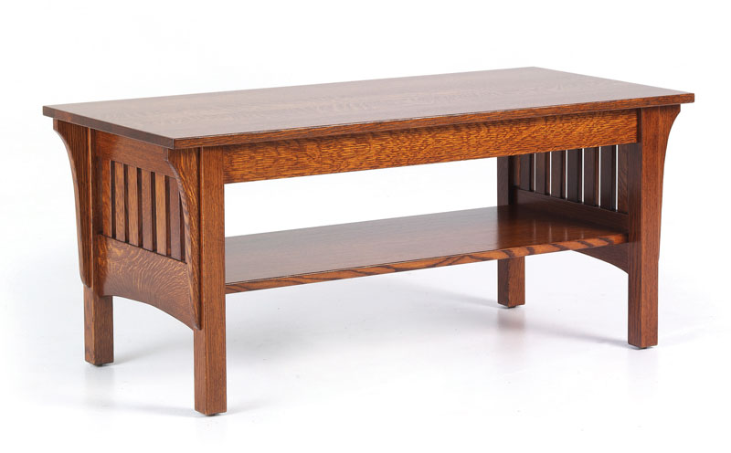 1800 Mission Coffee Table