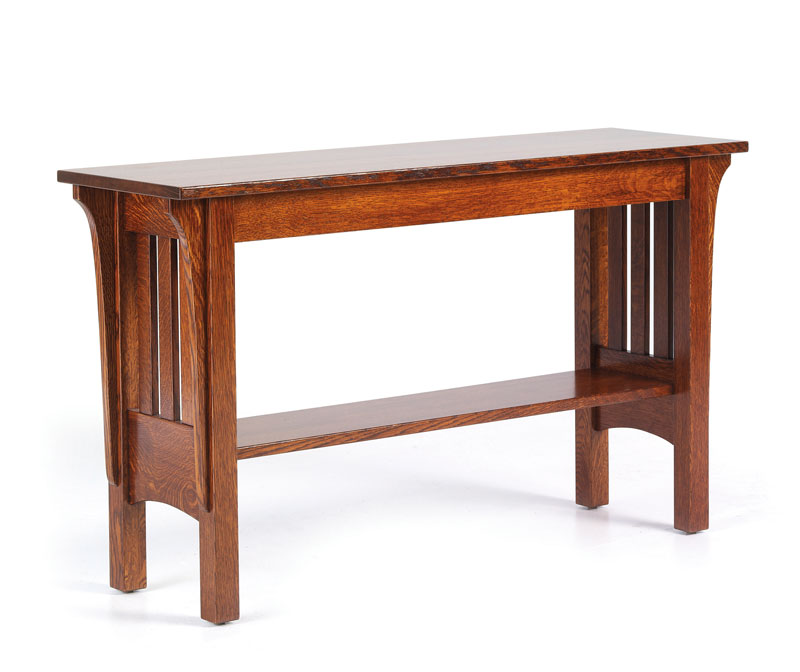 1800 Mission Sofa Table