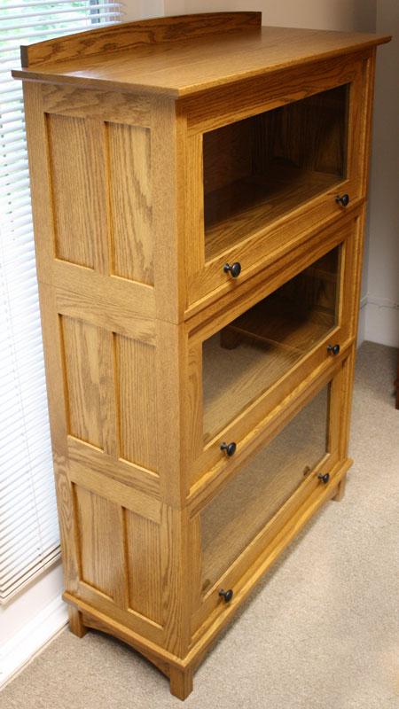 Barrister Bookcase Ohio Hardwood Amp Upholstered Furniture