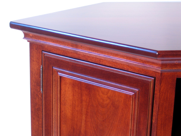 TV Stand Side Detail