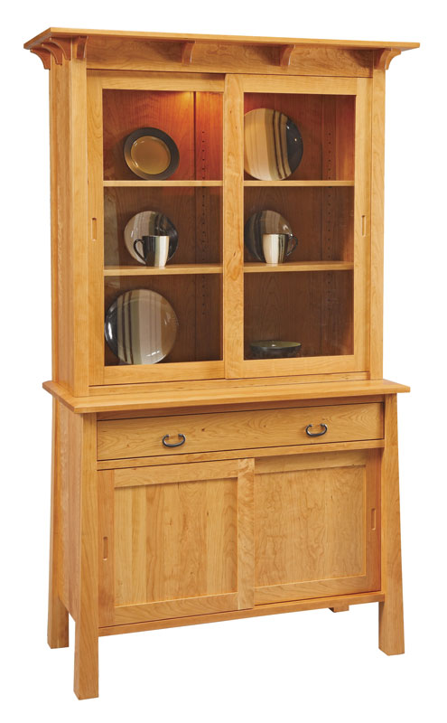 Madison 2-Door Hutch