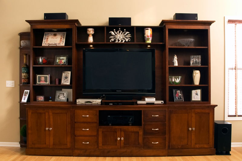 Sable Entertainment Center