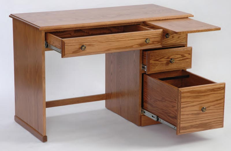 Student Pencil Desk Ohio Hardwood Furniture