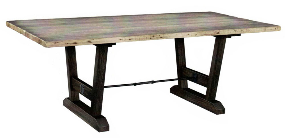 Frontier Trestle Table