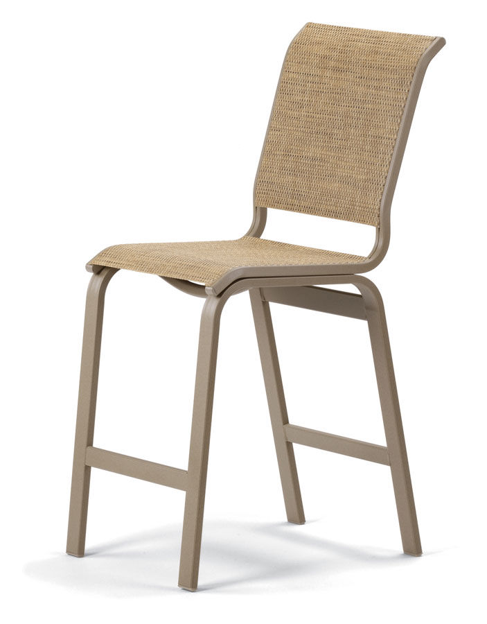 Telescope Casual Aruba II Sling Balcony Height Armless Chair