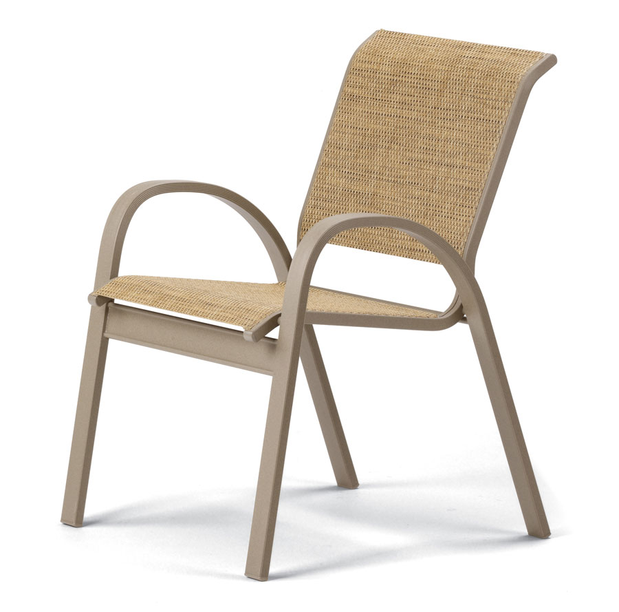 Telescope Casual Aruba II Sling Stacking Cafe Chair