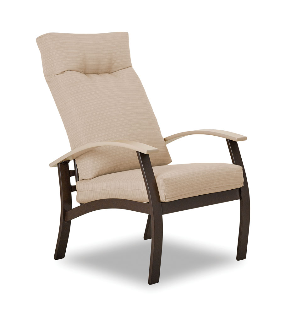 Telescope Casual Belle Isle Cushion Supreme Arm Chair