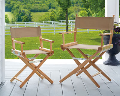 Delightful Director Chairs