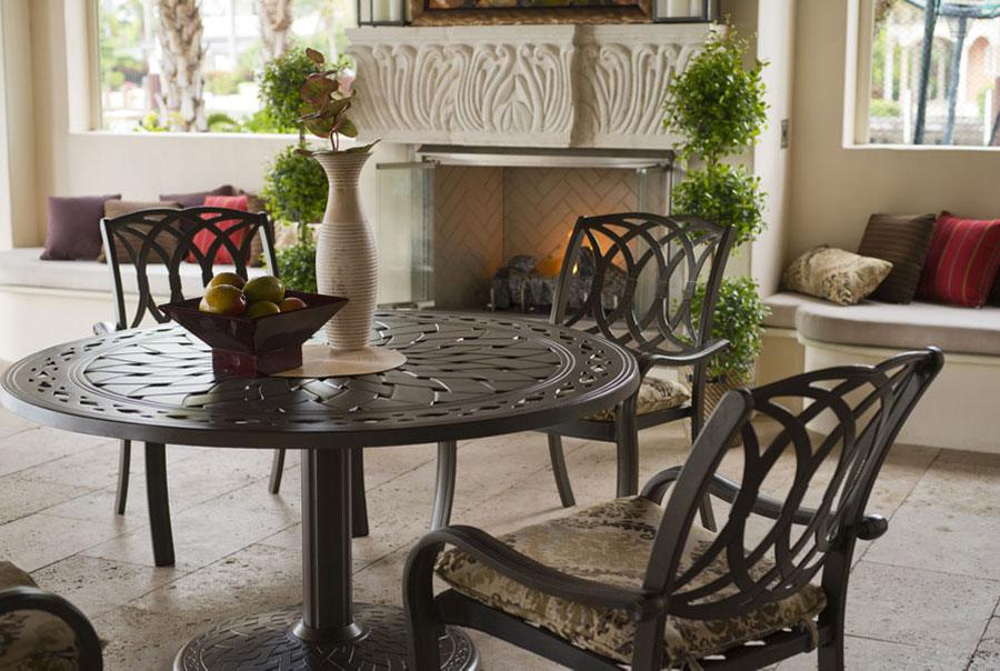 Cast Aluminum Collections