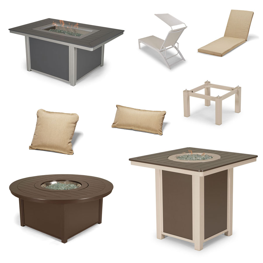 Fire Tables & Accessories