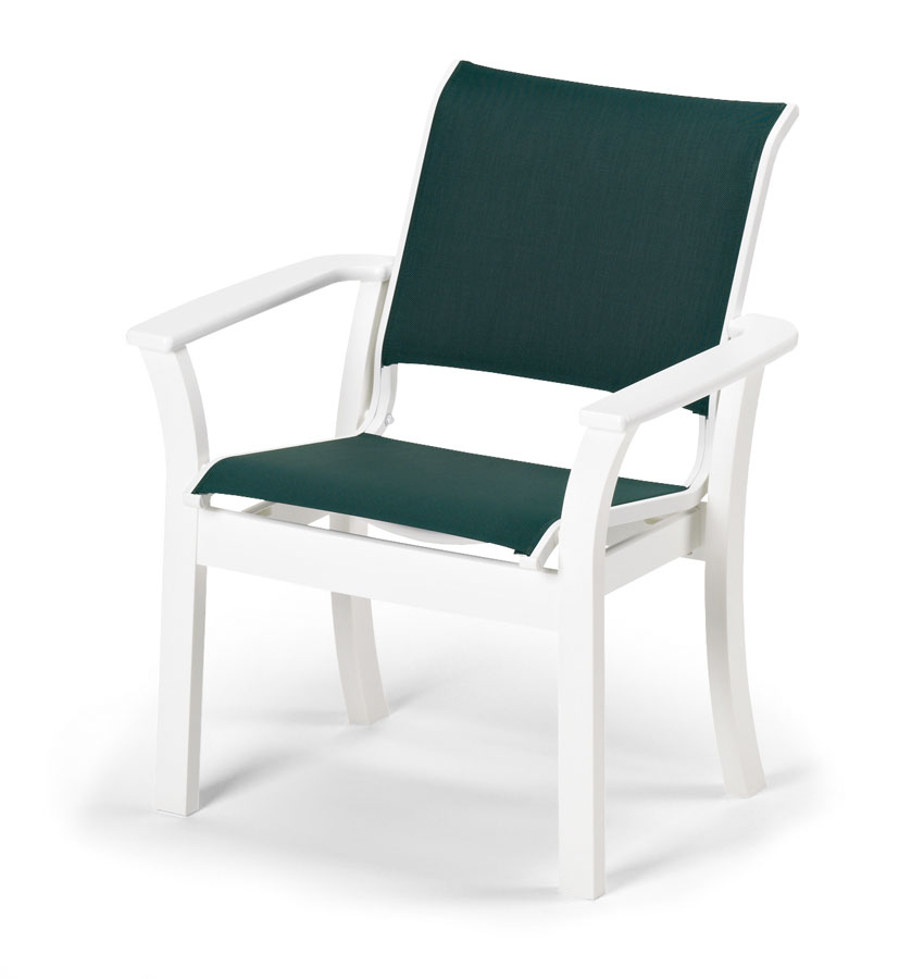 Telescope Casual Leeward MGP Sling Stacking Cafe Chair