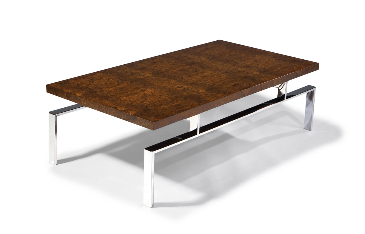 Thayer Coggin 1222-11 Bentley Rectangular Cocktail Table