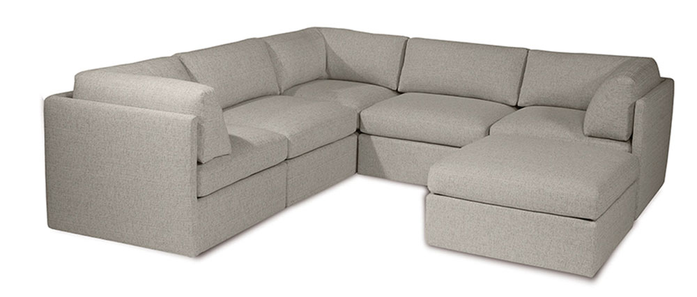 Thayer Coggin 1076 Design Classic Sectional
