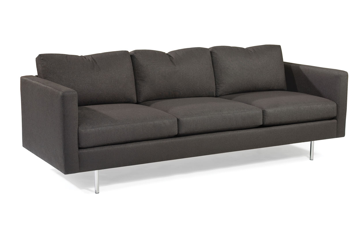 Thayer Coggin 855-303 Two Arm Design Classic Sofa