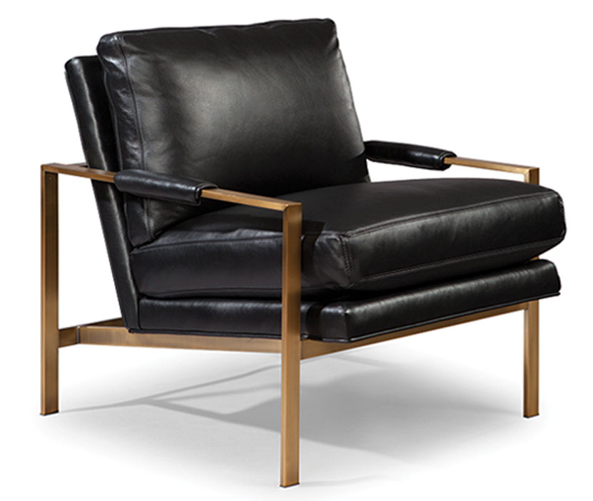 Thayer Coggin 951-103-B Milo Lounge Chair
