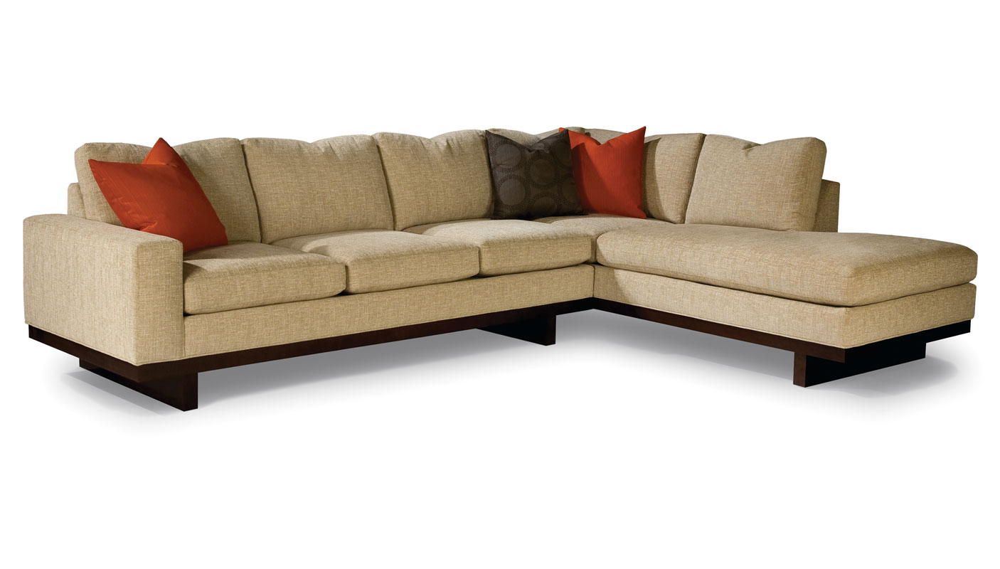 Thayer Coggin 1174 Studio MB Sectional Sofa By Milo Baughman
