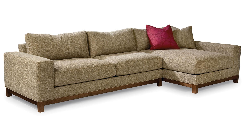 thayer coggin mr big sofa. Black Bedroom Furniture Sets. Home Design Ideas