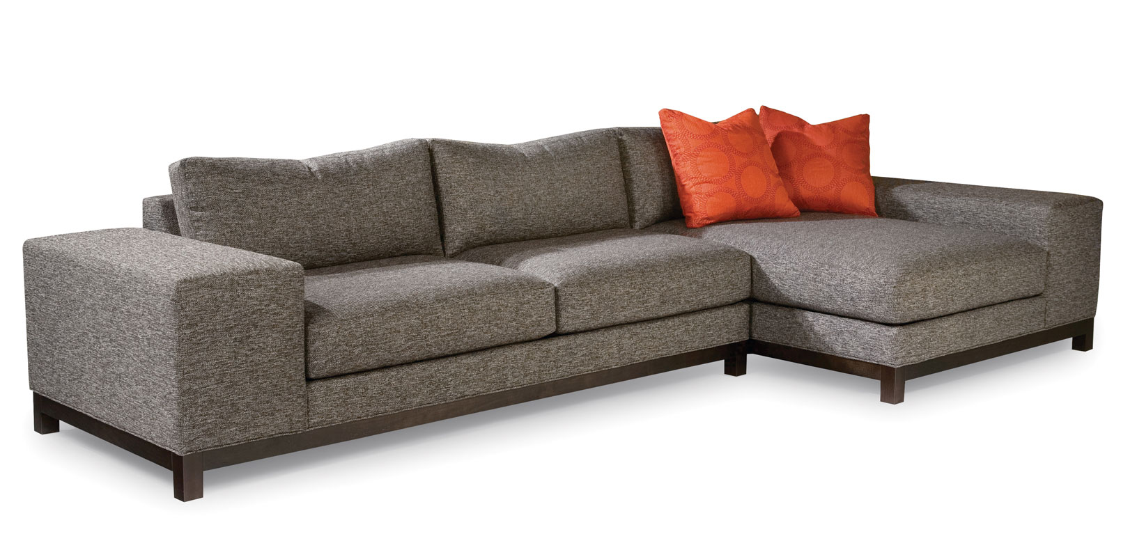 Thayer Coggin 1209 Maxwood Series Sectional