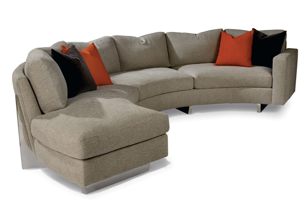 Thayer Coggin 1217 Cool Clip Series Sectional