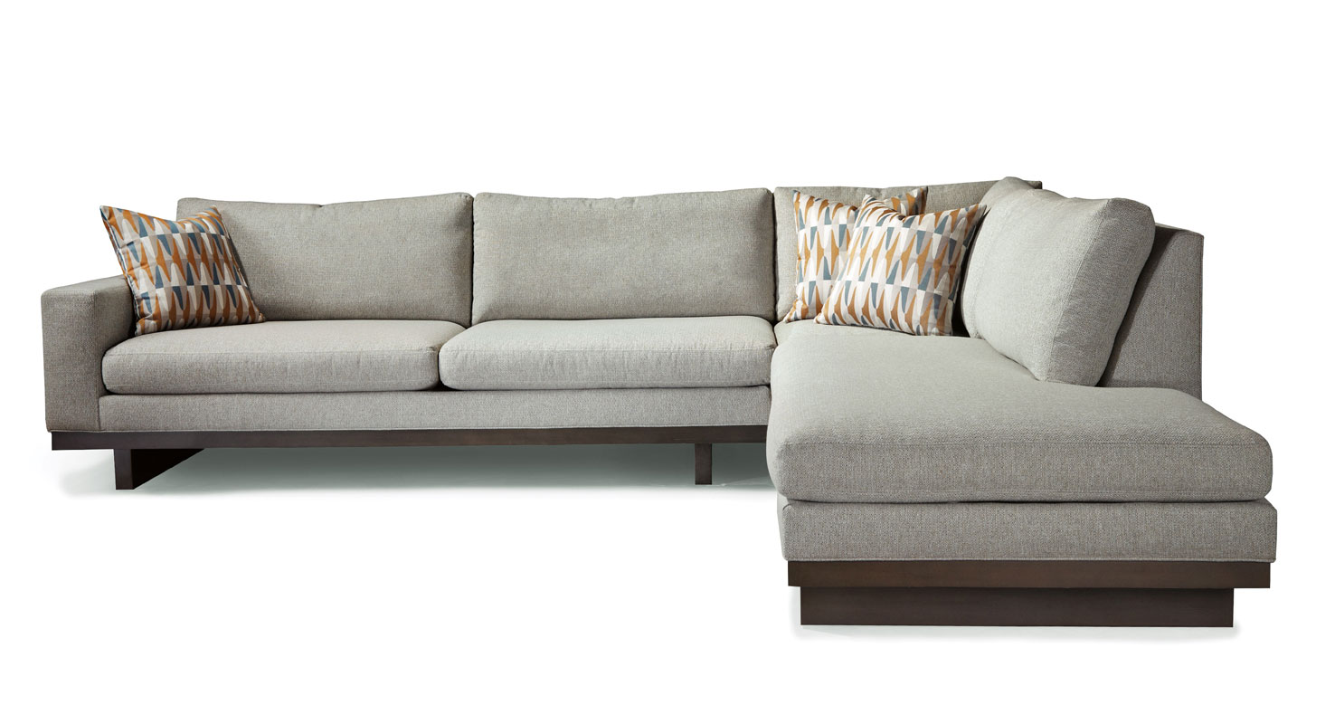 Thayer Coggin 1256 LA Collection Series Sectional