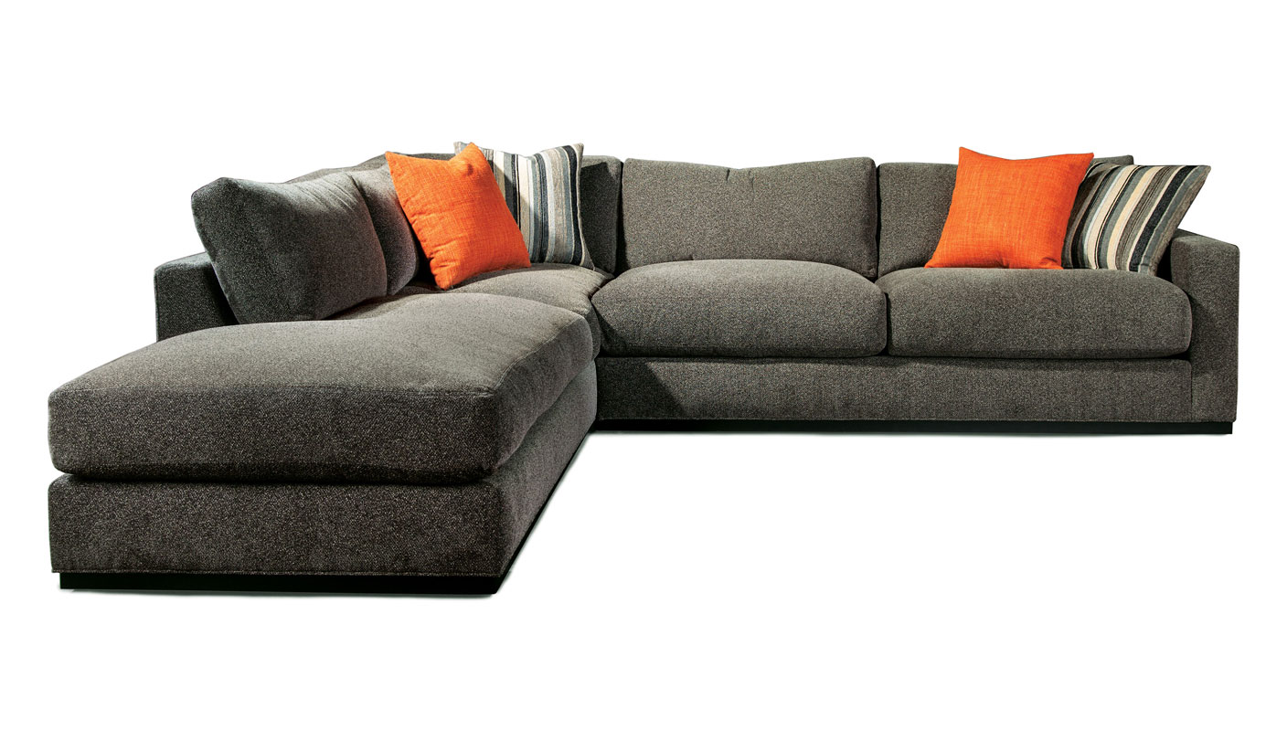 Thayer Coggin 1296 The Big Easy Sectional